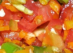 Chunky Chilli Salsa