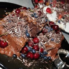 Tia Maria Mud Cake