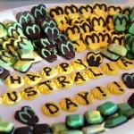 Australia Day Chocolates