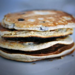Sultana, Apple and Cinnamon Pikelets