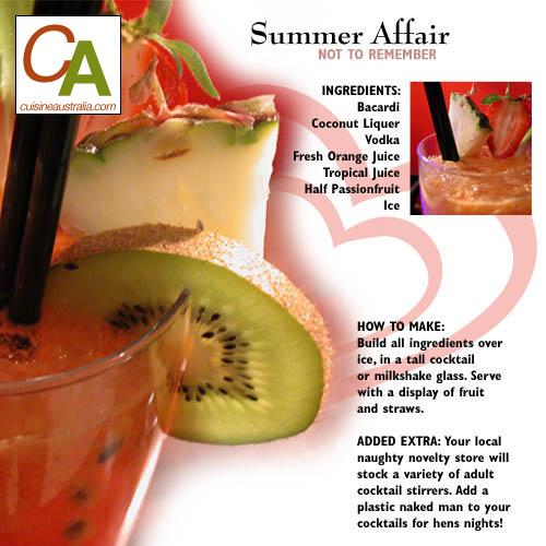A Summer Affair