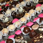 Chocolate Xmas Platter
