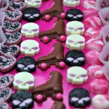 Monster High Chocolate Platter