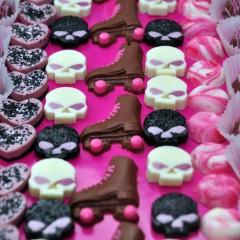 Monster High Chocolate Platter