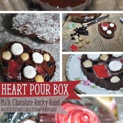 Chocolate Pour Boxes
