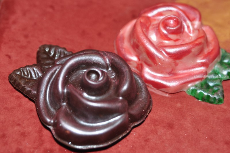 Rocky Road & Strawberry Roses